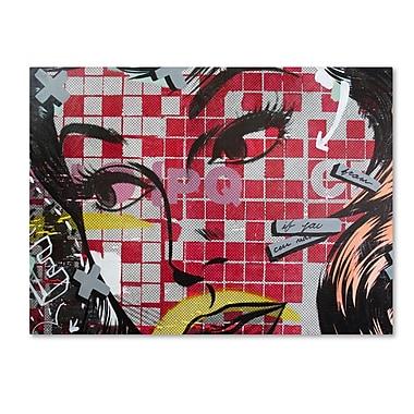 Trademark Fine Art ''If You Can'' by Dan Monteavaro 18