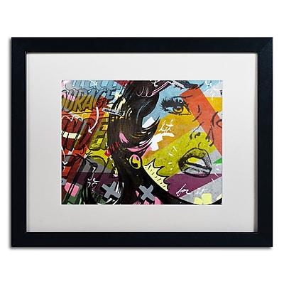 Trademark Fine Art ''Left of Yes'' by Dan Monteavaro 16