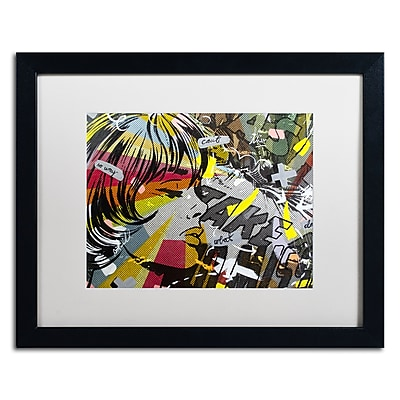 Trademark Fine Art ''Take Away'' by Dan Monteavaro 16