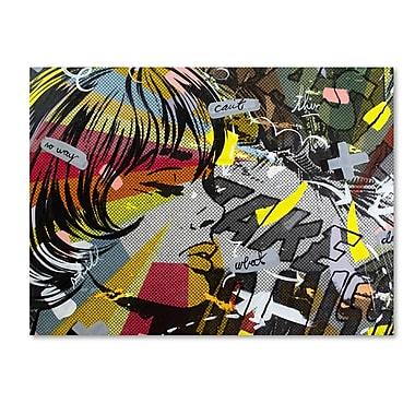 Trademark Fine Art ''Take Away'' by Dan Monteavaro 18