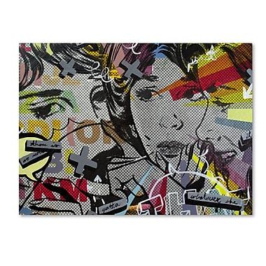 Trademark Fine Art ''That There Is'' by Dan Monteavaro 14