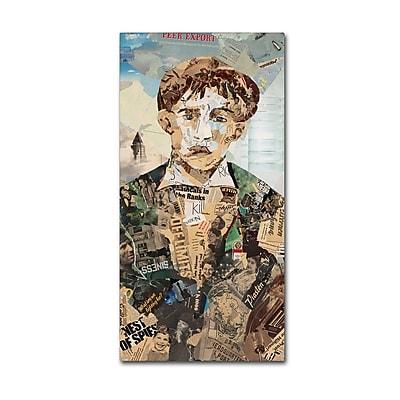 Trademark Fine Art ''Babyface II'' by Ines Kouidis 10