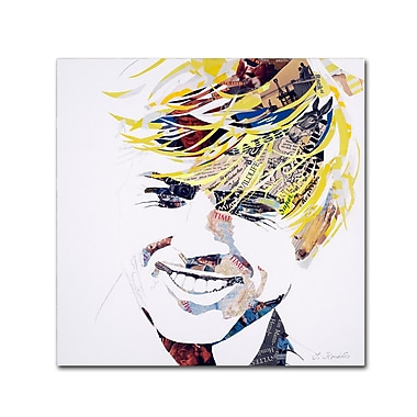 Trademark Fine Art ''Robert'' by Ines Kouidis 24