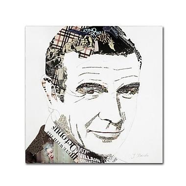 Trademark Fine Art ''Sean'' by Ines Kouidis 24