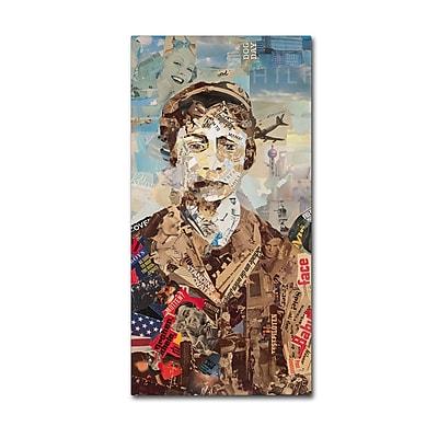 Trademark Fine Art ''Babyface I'' by Ines Kouidis 16