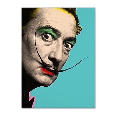 Trademark Fine Art ''Salvador Dali'' by Mark Ashkenazi 35