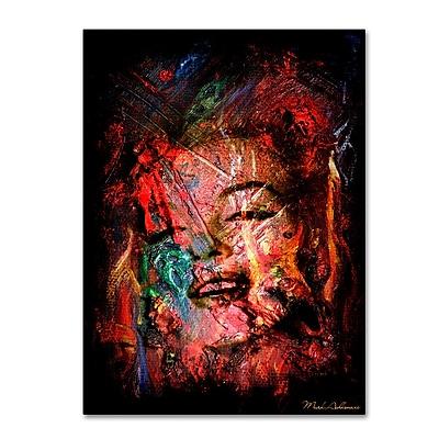 Trademark Fine Art ''Marilyn Monroe VII'' by Mark Ashkenazi 35
