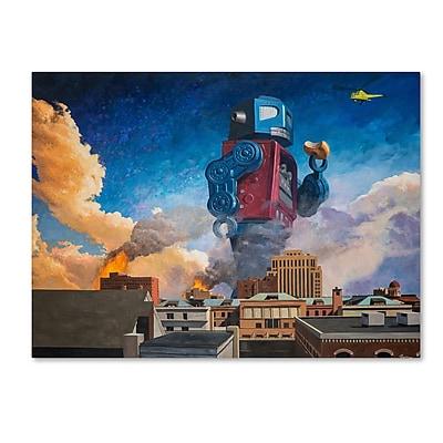 Trademark Fine Art ''Lunchbreak'' by Eric Joyner 14