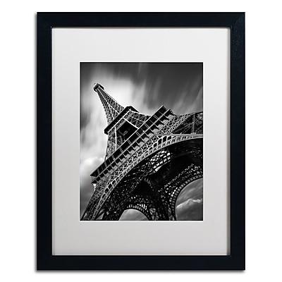 Trademark Fine Art ''Eiffel Tower Study II'' by Moises Levy 16