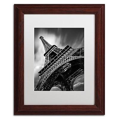 Trademark Fine Art ''Eiffel Tower Study II'' by Moises Levy 11