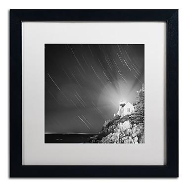 Trademark Fine Art ''Bass Harbor Sky'' by Moises Levy 16