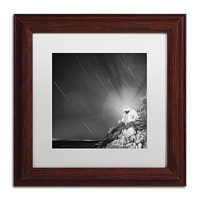 Trademark Fine Art ''Bass Harbor Sky'' by Moises Levy 11