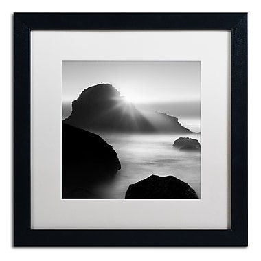 Trademark Fine Art ''Long Sunset at Indian Beach'' by Moises Levy 16