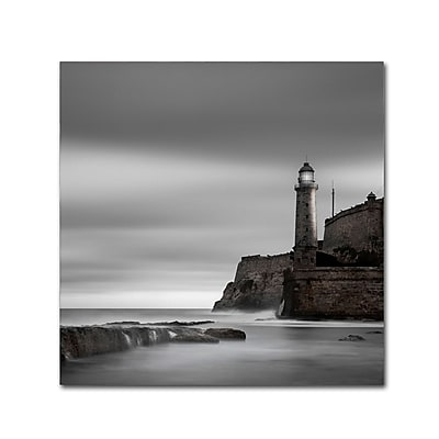 Trademark Fine Art ''Morro Lighthouse'' by Moises Levy 35
