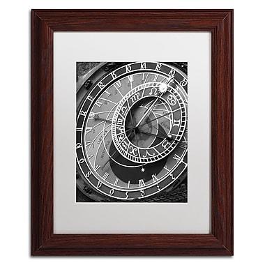 Trademark Fine Art ''Astronomic Watch Prague 11'' by Moises Levy 11