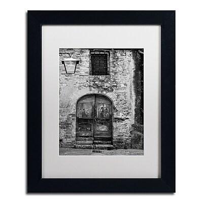 Trademark Fine Art ''San Gimignano Door'' by Moises Levy 11