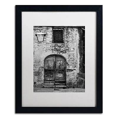 Trademark Fine Art ''San Gimignano Door'' by Moises Levy 16