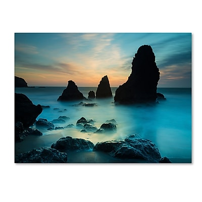 Trademark Fine Art ''Rodeo Beach I'' by Moises Levy 14