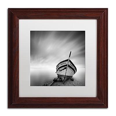 Trademark Fine Art ''Boat I'' by Moises Levy 11