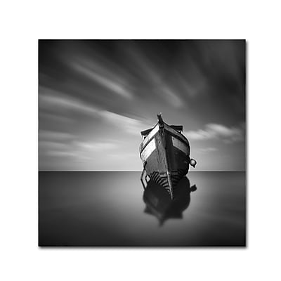 Trademark Fine Art ''My Boat IV'' by Moises Levy 35