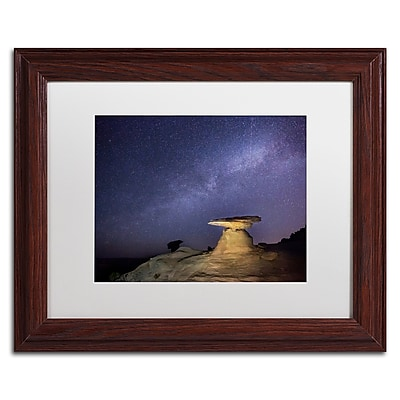 Trademark Fine Art ''Starry Night in Arizona III'' by Moises Levy 11