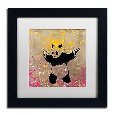 Trademark Fine Art ''Panda with Guns'' by Banksy 11