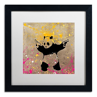 Trademark Fine Art ''Panda with Guns'' by Banksy 16