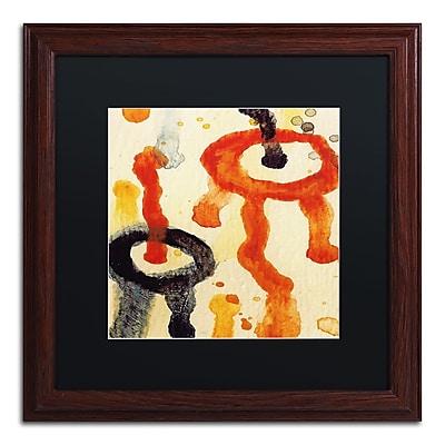 Trademark Fine Art ''Circle Encounters 6'' by Amy Vangsgard 16