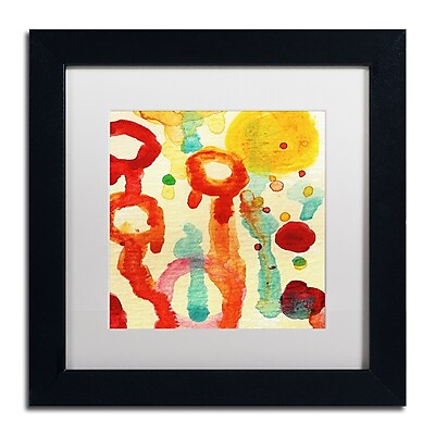 Trademark Fine Art ''Circle Encounters 7'' by Amy Vangsgard 11