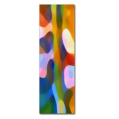 Trademark Fine Art ''Dappled Light Panoramic Vertical 2'' by Amy Vangsgard 6
