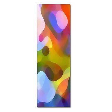 Trademark Fine Art ''Dappled Light Panoramic Vertical 3'' by Amy Vangsgard 10