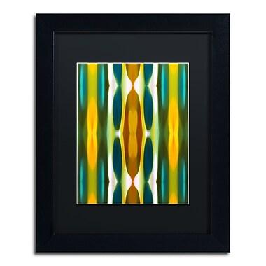 Trademark Fine Art ''Blue Green Yellow Pattern 14'' by Amy Vangsgard 11