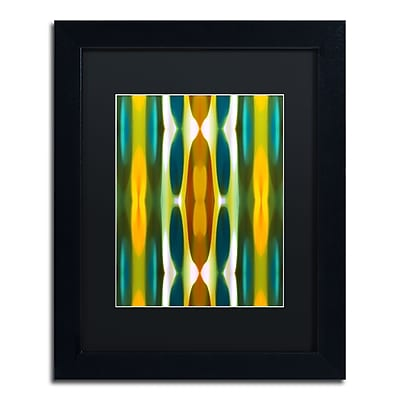 Trademark Fine Art ''Blue Green Yellow Pattern 14'' by Amy Vangsgard 11