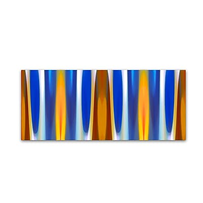 Trademark Fine Art ''Forest Winter Panoramic 2'' by Amy Vangsgard 14