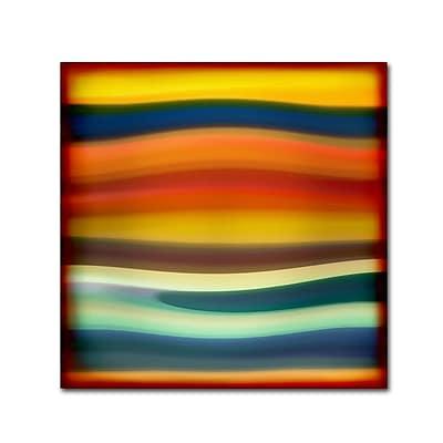 Trademark Fine Art ''Fury Sea 1'' by Amy Vangsgard 14