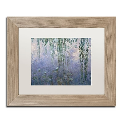 Trademark Fine Art ''Water Lilies III 1840-1926'' by Claude Monet 11