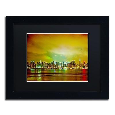 Trademark Fine Art ''City Skyline'' by Preston 11