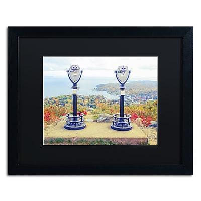 Trademark Fine Art ''Tower Viewers'' by Preston 16