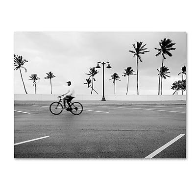Trademark Fine Art ''Florida Beach Bike'' by Preston 18