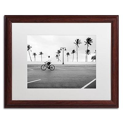 Trademark Fine Art ''Florida Beach Bike'' by Preston 16