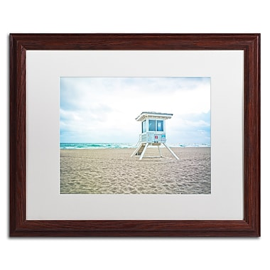 Trademark Fine Art ''Florida Beach Chair 2'' by Preston 16