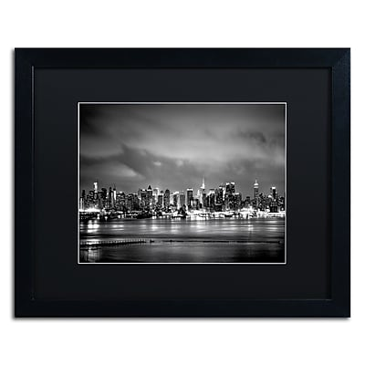 Trademark Fine Art ''New York Skyline'' by Preston 16