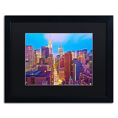 Trademark Fine Art ''New York'' by Preston 16