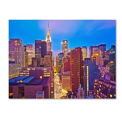 Trademark Fine Art ''New York'' by Preston 18