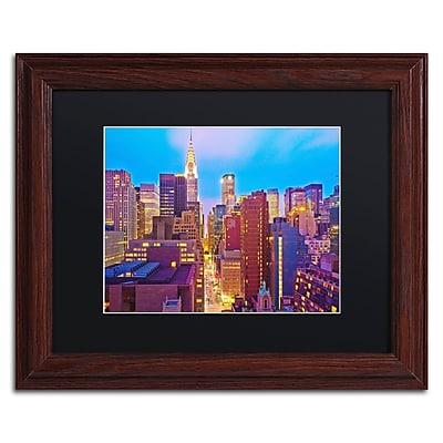 Trademark Fine Art ''New York'' by Preston 11