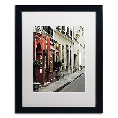 Trademark Fine Art ''Parisian Antiques'' by Preston 16