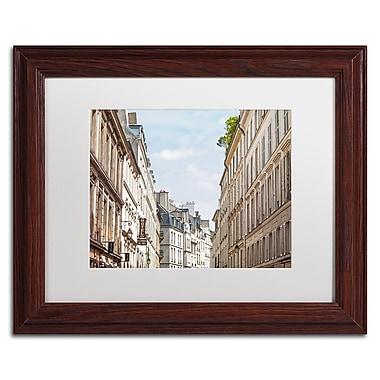 Trademark Fine Art ''Parisian Buildings'' by Preston 11