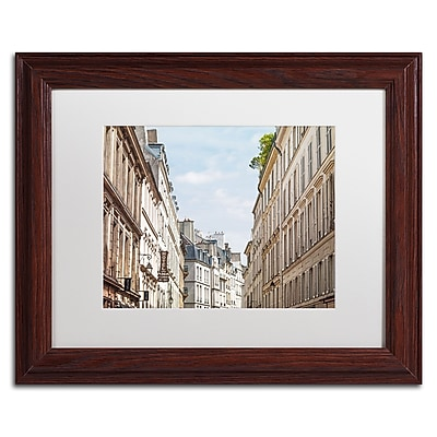 Trademark Fine Art ''Parisian Buildings'' by Preston 11