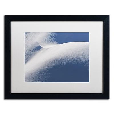 Trademark Fine Art ''Abstract Snow Mound 3'' by Kurt Shaffer 16