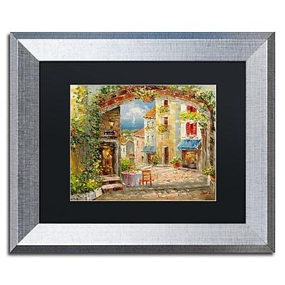 Trademark Fine Art ''Capri Isle'' by Rio 11